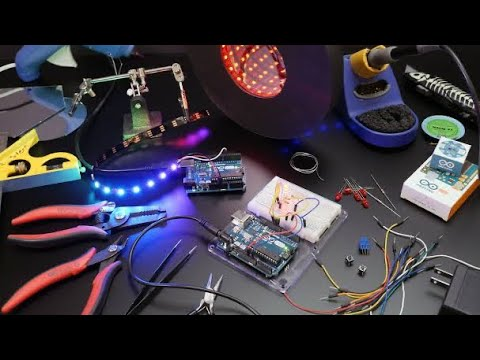TOP 10 Arduino Projects | Best of Arduino | Projects of Arduino