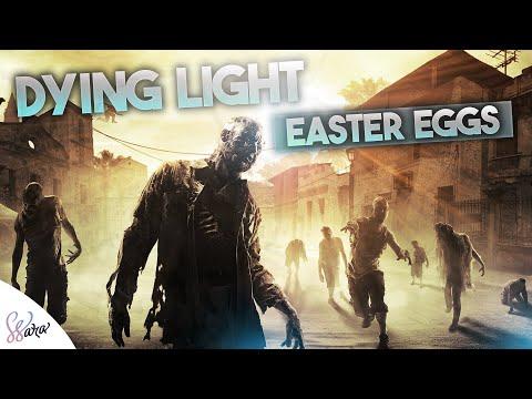 LOS MEJORES EASTER EGGS DE DYING LIGHT !!