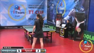 Епифанцева А. vs Тригуб Ю.