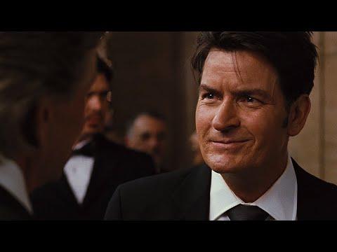 Gekko meeting Bud Fox at the Met – Wall Street: Money Never Sleeps (2010)