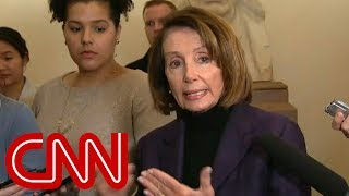 Video Pelosi: Trump outing our trip made things more dangerous MP3, 3GP, MP4, WEBM, AVI, FLV Januari 2019