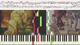Пастораль - Ал. Шнитке (Ноты и Видеоурок для фортепиано) (piano cover)