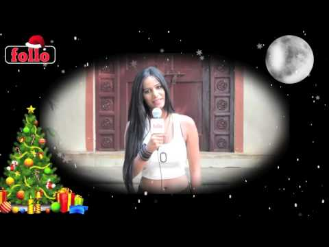 Poonam Pandey Wishes Cristmas & New Year On follo