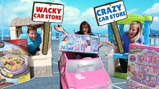 Video Crazy Car Store Competes with Wacky Car Store MP3, 3GP, MP4, WEBM, AVI, FLV Maret 2018
