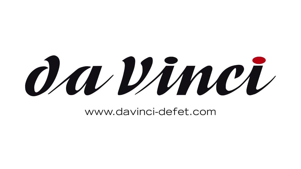"""Кисть синтетика скошенная Da Vinci 5587 """"Cosmotop Spin"""" короткая ручка видео"""