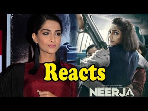 Sonam Kapoor REACTS On Positive Response For Neerj