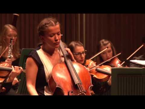 Finale Nationaal Cello Concours 2016 - Anastasia Feruleva (2e prijs) - Sjostakovitjs, 1e deel