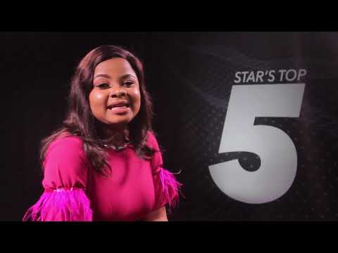 A QUICK LOOK AT BIMBO ADEMOYE'S TOP FIVE NOLLYWOOD MOVIES