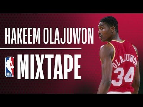 Hakeem Olajuwon's ULTIMATE