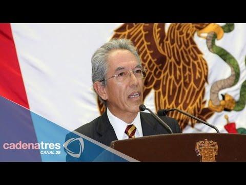 """""""No estamos entre los 10 estados más endeudados del país"""", asegura gobernador de Michoacán"""