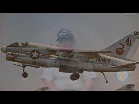 USNM Interview of Robert Hansen Part Five Memories of the Flight Deck with VA 82 as a Plane Captain