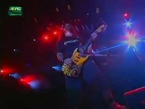 Sepultura - Roots Bloody Roots (Live @ Vilar de Mouros 2003) (видео)