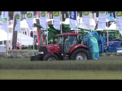 Cereals 2014: the machines