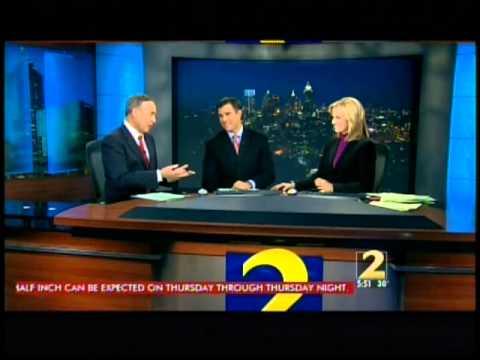 Linda Stouffer - Anchor John Pruitt retires after 46 years in Atlanta