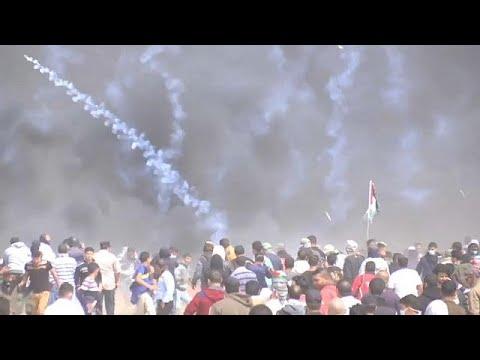 Gaza - jeden Freitag neue Tote an der Grenze zu Israel