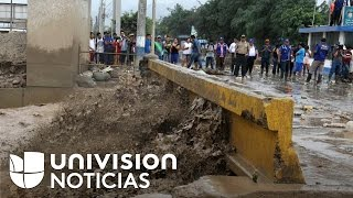 Emergencia nacional en Perú por inundaciones y derrumbes
