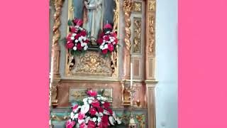 Nobita na igreja N.S.PEIDADE👪⛪