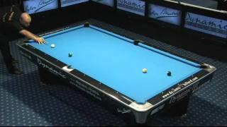 European Pool Championship 2011 - 9-ball: Gijs Van Helmond (NL) Vs Henrique Correia (PORT) Part 4