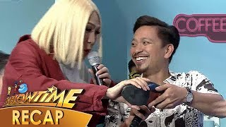 Video Funny and trending moments in KapareWho | It's Showtime Recap | February 28, 2019 MP3, 3GP, MP4, WEBM, AVI, FLV Agustus 2019
