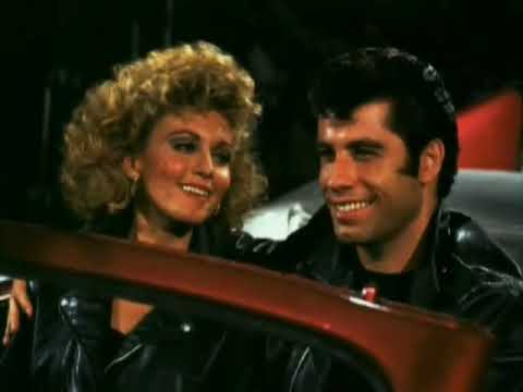 GREASE 1978 film Behind the scenes   Part 1 of 2 New