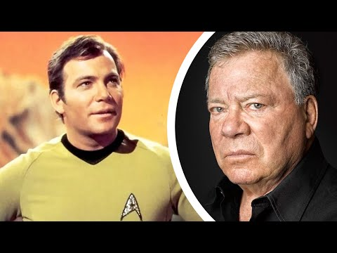 Star Trek: The Original Series Cast Then and Now (2021)
