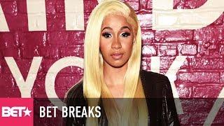 Cardi B Makes History... Again! - BET Breaks