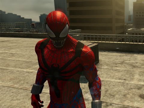 Video THE AMAZING SPIDER-MAN 2 VIDEOGAME - SPIDER CARNAGE COSTUME SHOWCASE (Free Roam) download in MP3, 3GP, MP4, WEBM, AVI, FLV January 2017