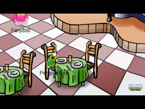 Las Aventuras de Penguin Rick: Episodio 1 (T 3)