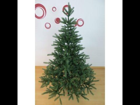 Nordmanntanne Künstlicher Weihnachtsbaum Spritzguss - Alnwick von Hallerts