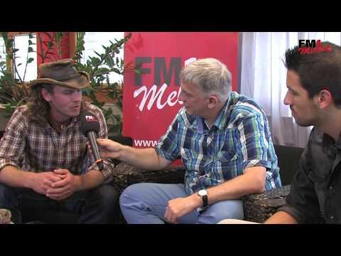 Franz Arnold's Wiudä Bärg im FM1 Melody Interview zum aktuellem Album