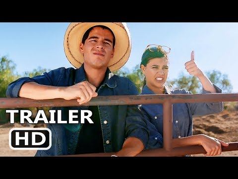 DESTINED TO RIDE Trailer (2018) Horse, Teenage Movie
