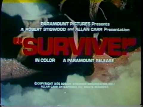 Survive 1976 trailer