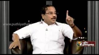 Agni Paritchai : Tamilaruvi Manian (26/01/2014) - Part 3 - Puthiya Thalaimurai TV
