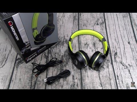 Monster iSport Freedom V2 Wireless Sports Headphones