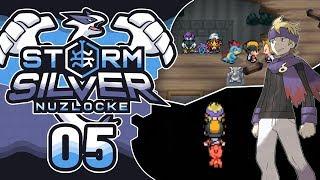 When a LEGEND FALLS! Pokemon Storm Silver Nuzlocke #05 by aDrive