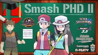 This Weekend, from São Paulo, Brazil: Smash PhD II – Trailer (Wii U, Melee and Project M 3.6!)