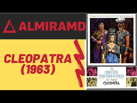 Cleopatra (1963 )Blu-Ray - Official® Trailer [HD]