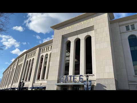 yankee stadium - In