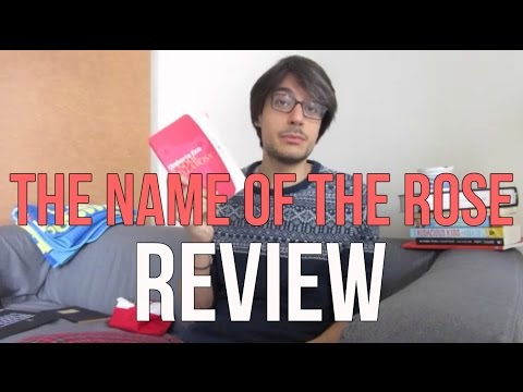 The Name of the Rose by Umberto Eco REVIEW