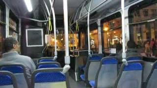 Interior Video clip of WMATA New Flyer DE42LFA #6344 in service on Route 54 traveling through Downtown Washington. This bus is among almost 500 being placed ...