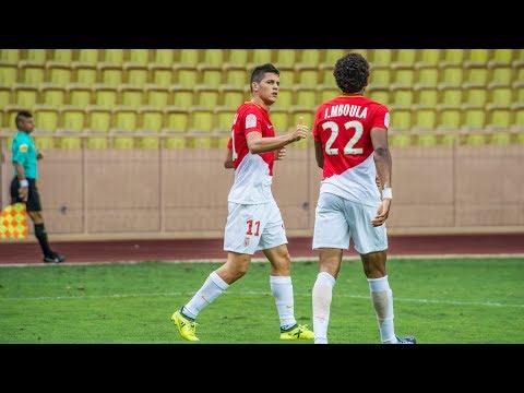 GRAND FORMAT : AS Monaco 4-1 Nimes - AS MONACO