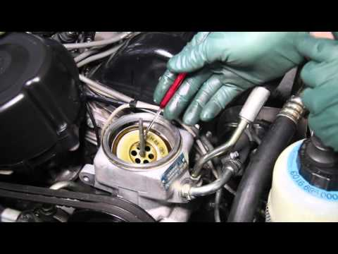 Buying a 1986 to 1995 Mercedes Part 6: Importance of Power Steering Fluid Flush