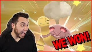 SHINY RACE VICTORY! COMPETITIVE SHINY TORKOAL in Pokemon Sword and Shield! by aDrive