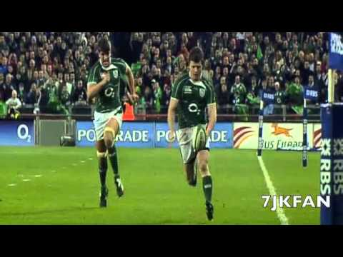 Brian O'Driscoll – The greatest rugby player of all time