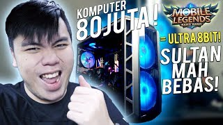 Video DYLAND PROS RAKIT PC 80JUTA BUAT MAIN ML!?!? ULTRA 8 BIT HAHAHA! MP3, 3GP, MP4, WEBM, AVI, FLV Desember 2018