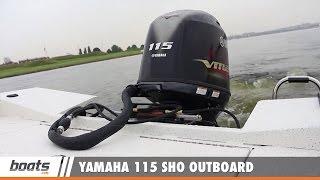 6. Yamaha Vmax SHO 115: First Look Video