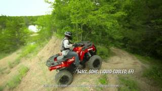 6. 2015 Arctic Cat ATV Tech Power