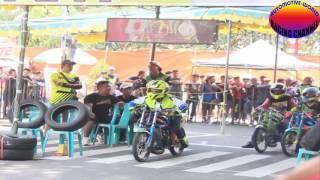 Drag Bike Madiun NINJA TUNEUP 155CCDB yang di gelar di madiun pada Minggu,20 november 2016