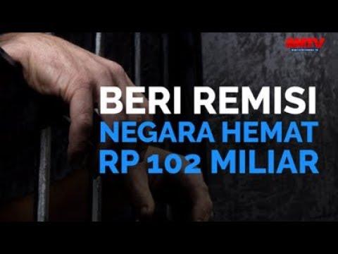 Beri Remisi, Negara Hemat Rp 102 Miliar