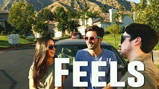FEELS - Calvin Harris, Katy Perry, Big Sean, Pharrell Williams COVER Nick Warner, Abby Celso, Frank